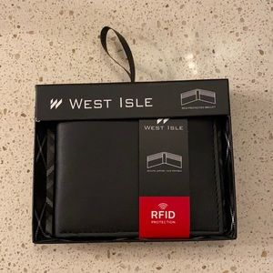 🔥HOT🔥West Isle Genuine Leather Wallet